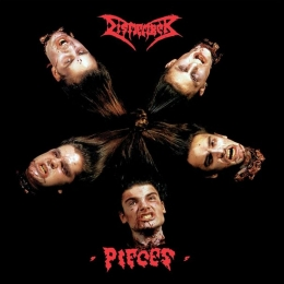 CD straine - DISMEMBER - PIECES #0004060
