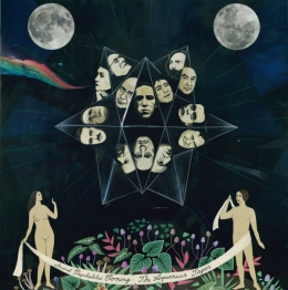 CD straine - JESS AND THE ANCIENT ONES - SECOND PSYCHEDELIC COMING: THE AQUARIUS TAPES #0004088