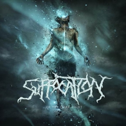CD straine - SUFFOCATION - ...OF THE DARK LIGHT #0004065