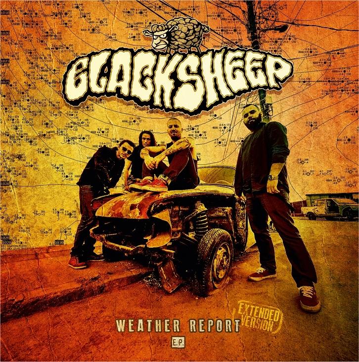 CD-uri romanesti - BLACKSHEEP - WEATHER REPORT #0004175