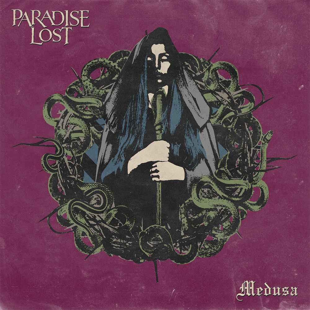 CD straine - PARADISE LOST - MEDUSA #0004153