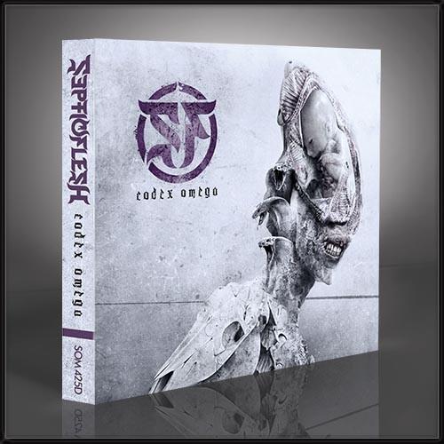 CD straine - SEPTICFLESH - CODEX OMEGA #0004209
