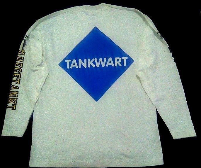 Tricouri trupe straine - TANKWART - AUFGETANKT (maneca lunga) #0004194