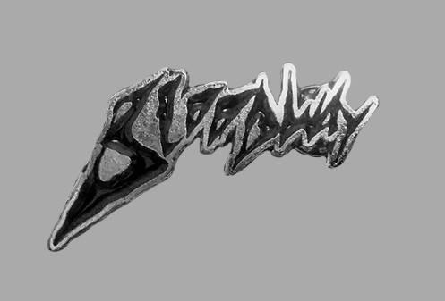 Accesorii si bijuterii - BLOODWAY - LOGO (INSIGNA DE METAL) #0004271