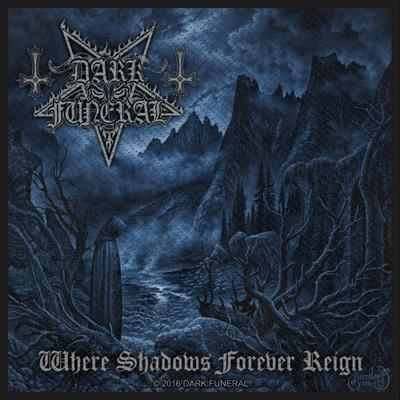 Patchuri - DARK FUNERAL - WHERE SHADOWS FOREVER REIGN #0004233