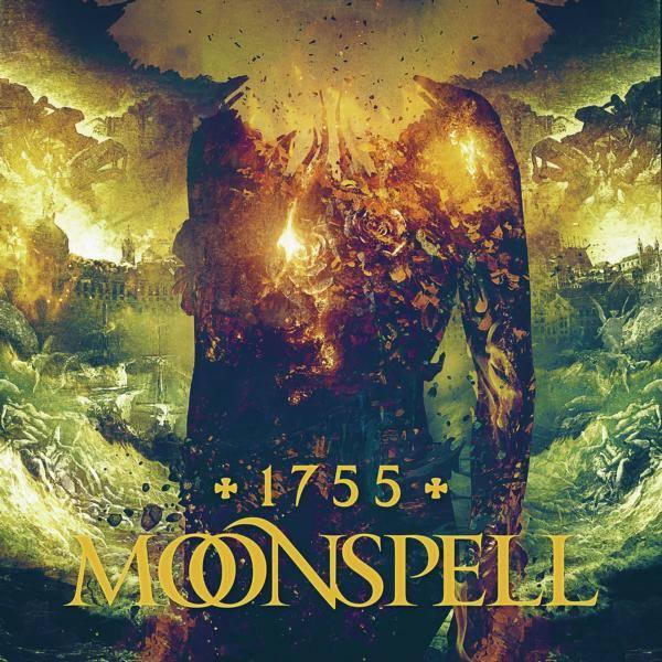 CD straine - MOONSPELL - 1755 #0004274