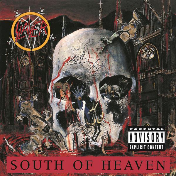 CD straine - SLAYER - SOUTH OF HEAVEN #0004221