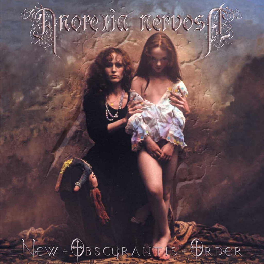 CD straine - ANOREXIA NERVOSA - NEW OBSCURANTIS ORDER #0004281