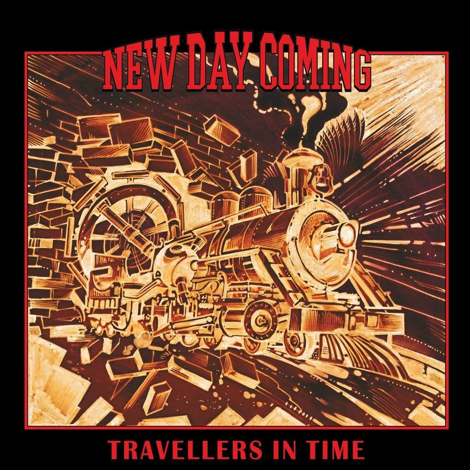 CD straine - NEW DAY COMING - TRAVELLERS IN TIME #0004293