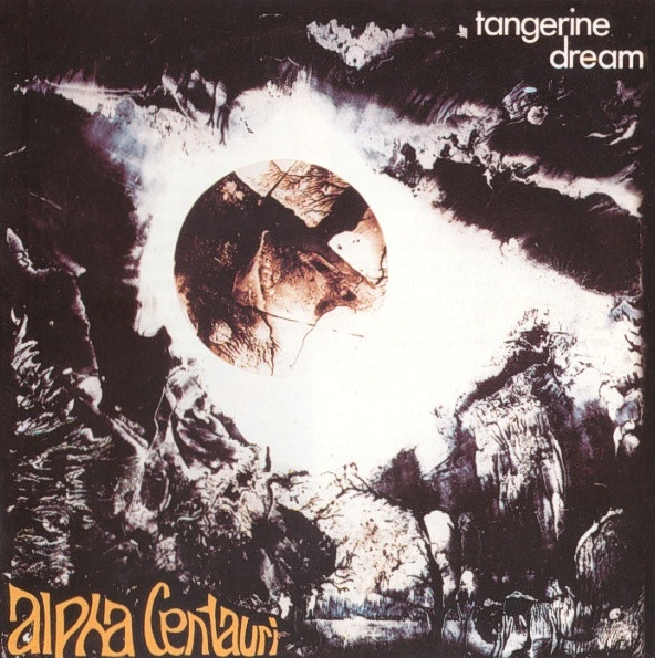 CD straine - TANGERINE DREAM - ALPHA CENTAURY #0004314