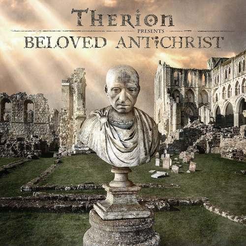 CD straine - THERION - BELOVED ANTICHRIST #0004394