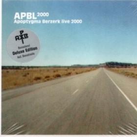 APOPTYGMA BERZERK - LIVE 2000
