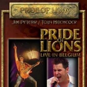 PRIDE OF LIONS - LIVE IN BELGIUM