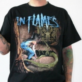 IN FLAMES - AT THE GATES