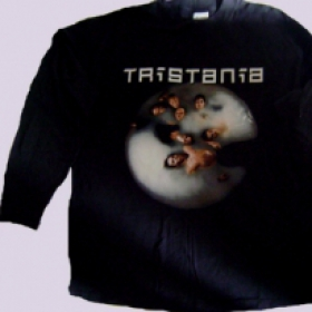 TRISTANIA - WORLD OF GLASS (maneca lunga)