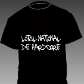 LOTUL NATIONAL DE HARDCORE - LOGO