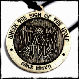Accesorii si bijuterii - SYN ZE SASE TRI - UNDER THE SIGN OF THE WOLF #0003863