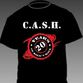 C.A.S.H. - 20 YEARS OF ROCK'N'ROLL