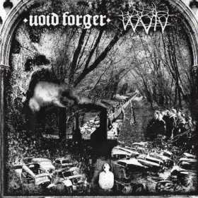 VOID FORGER/VVVLV - EXCESS COLLAPSE/HOMO ECONOMICUS
