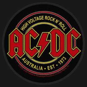 AC/DC - HIGH VOLTAGE ROCK N'ROLL