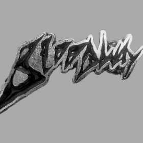 BLOODWAY - LOGO (INSIGNA DE METAL)