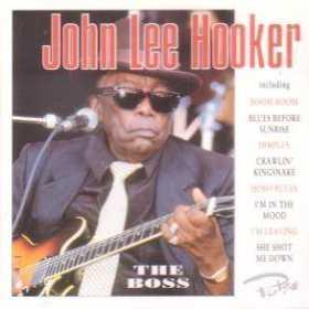 JOHN LEE HOOKER - THE BOSS