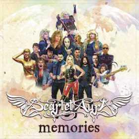 SCARLET AURA - MEMORIES