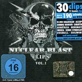 NUCLEAR BLAST CLIPS - VOL. 1 (compilatie)
