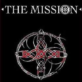 THE MISSION - LIGHTNING THE CANDLES