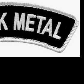BLACK METAL - BANNER