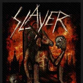 SLAYER - DEVIL ON THRONE