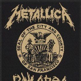 METALLICA - BAY AREA THRASH SINCE 1981