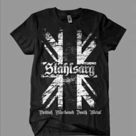 STAHLSARG - BRITISH BLACKENED DEATH METAL (girlie)