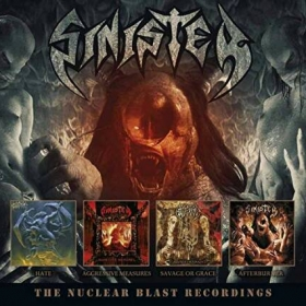 SINISTER - NUCLEAR BLAST RECORDINGS