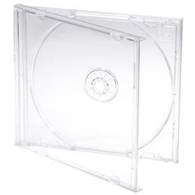CARCASA CD (TRANSPARENTA)