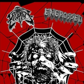 ERUPTIVE / ENGROSSED / VORUS / ROTHEADS - INTO THE BOTTOMLESS PIT
