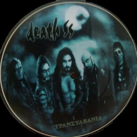 DEATH SS - TRANSYLVANIA B/W TRICK OR TREAT