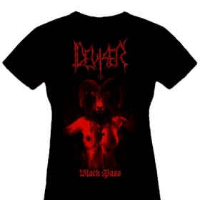 DEVISER - BLACK MASS (girlie)