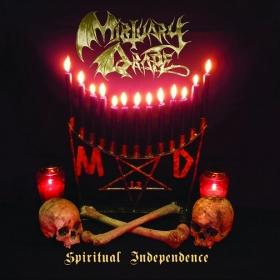 MORTUARY DRAPE - SPIRITUAL INDEPENDENCE