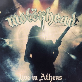 MOTORHEAD - LIVE IN ATHENS