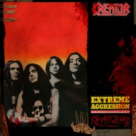 KREATOR - EXTREME AGGRESSION REMASTERED