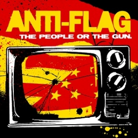 ANTI-FLAG - THE PEOPLE OF THE GUN.