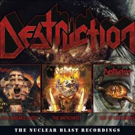DESTRUCTION - THE NUCLEAR BLAST RECORDINGS