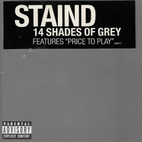 STAIND - 14 SHADES OF GREY