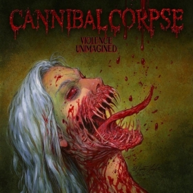 CANNIBAL CORPSE - VIOLENCE UNIMAGINED