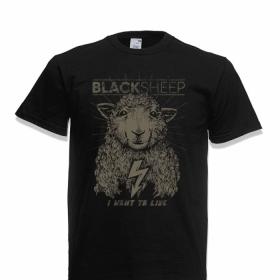 BLACKSHEEP - I WANT TO LIVE