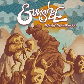 GUNSHEE - FRIENDS THROUGH HERE