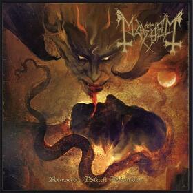 MAYHEM - ATAVISTIC BLACK DISORDER // KOMMANDO