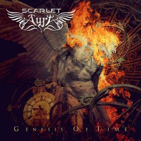 SCARLET AURA - GENESIS OF TIME